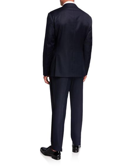 Giorgio Armani Men's Satin-Trim Formal Tuxedo
