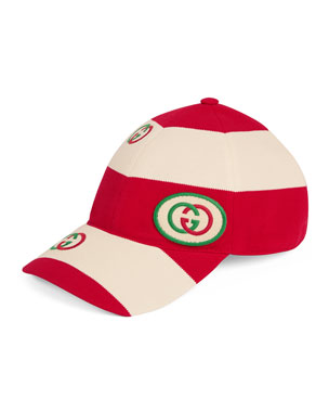 a4d4c5b9e Gucci Men's Hats, Scarves & Gloves at Neiman Marcus