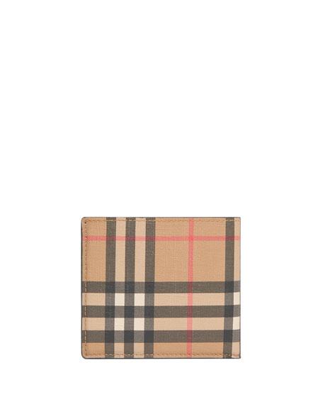 Burberry Men's Vintage Check Wallet