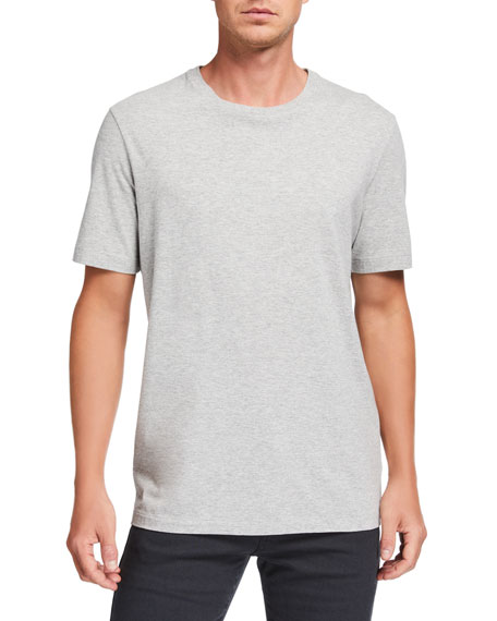 Image 1 of 2: THE ROW Men's Luke Cotton T-Shirt