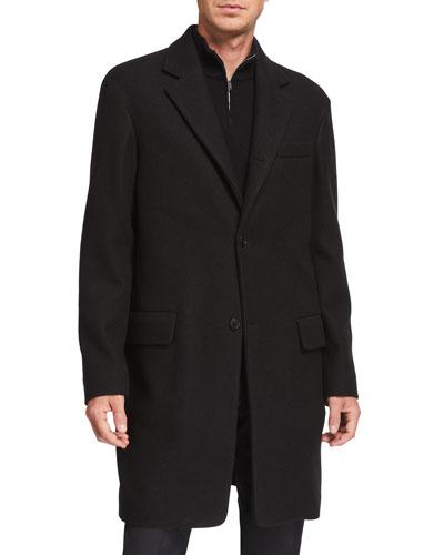 Men's Joseph Two-Button Coat