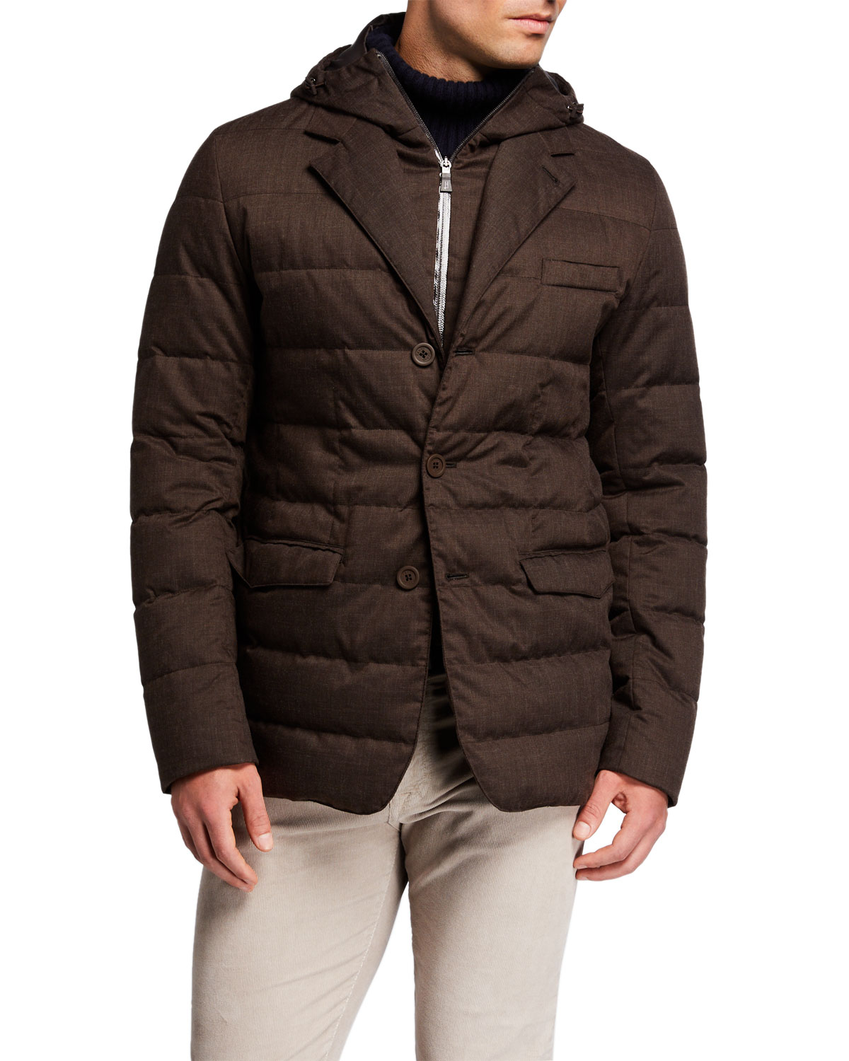 mens-techno-wool-puffer-jacket by herno