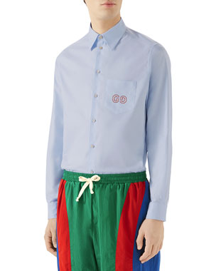 126ae7af38 Gucci Shirts, Jeans & Clothing for Men at Neiman Marcus