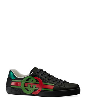 bd606539240 Gucci Shoes   Sneakers for Men at Neiman Marcus
