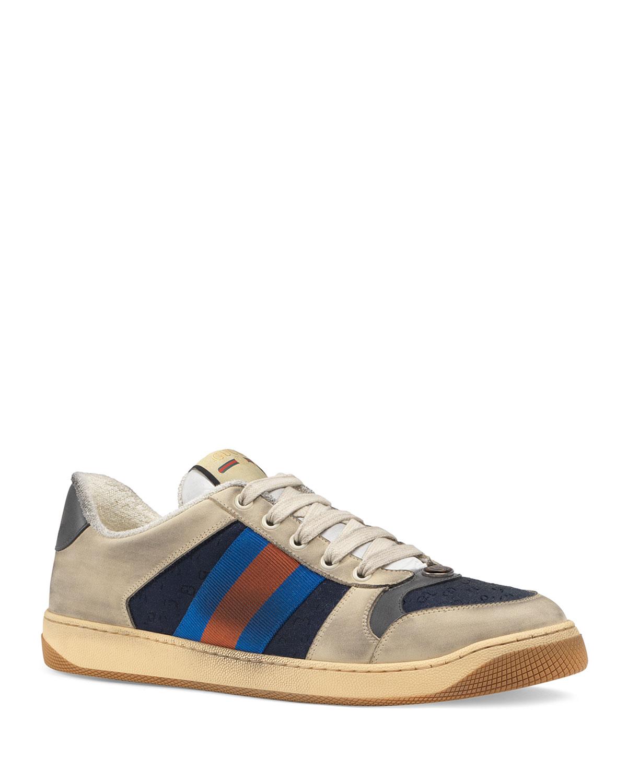 neiman marcus gucci sneakers