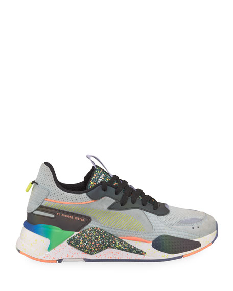 Puma Men's RS-X FD Lace-Up Trainer Sneakers