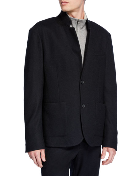 Vince Men's Wool-Blend Blazer