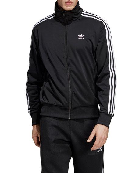 Adidas Men's Firebird Zip-Front Track Jacket