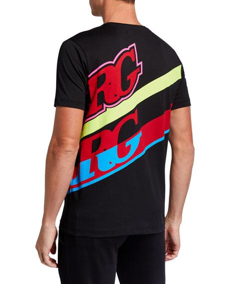 Iceberg Men's Exploded Logo T-Shirt