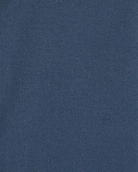 Ermenegildo Zegna Men's Trofeo® Solid Dress Shirt