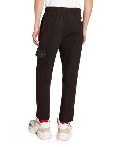 Kenzo Men's Tapered Crop Cargo Pants