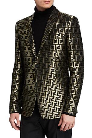 Men S Designer Sport Coats Amp Blazers At Neiman Marcus
