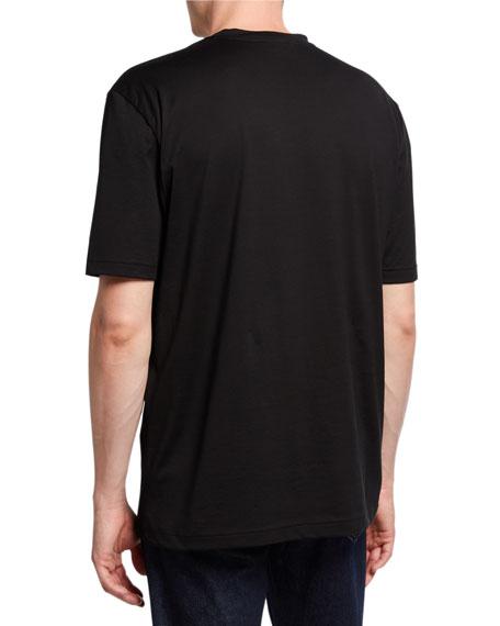 Fendi Men's Fluorescent Eyes Graphic T-Shirt