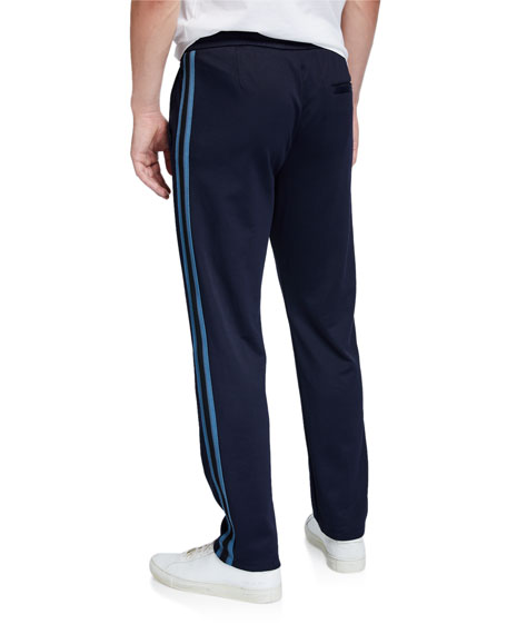 Image 2 of 3: Vince Men's Elevated Track Pants