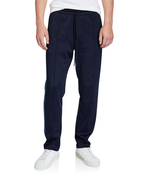 Image 1 of 3: Vince Men's Elevated Track Pants