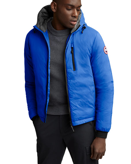 Canada Goose Men's Lodge PBI Hoody Puffer Jacket