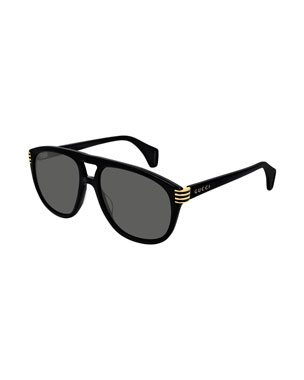 674ccf26b6c0d Gucci Sunglasses for Men at Neiman Marcus