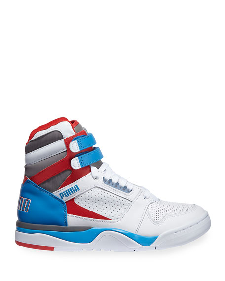 Puma Men's Palace Guard Mid-Top Retro Sneakers