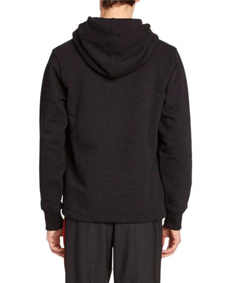 Kenzo Men's Blanket Stitch Tiger Hoodie