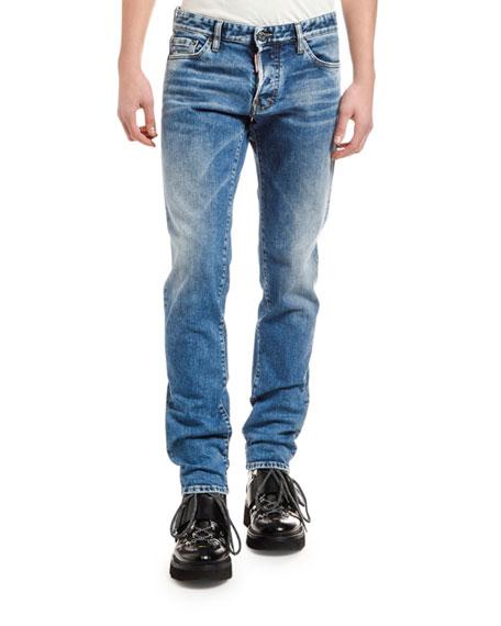 Dsquared2 Men's Clean Slim Jeans