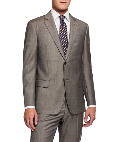 Men's G Line Super 140s Wool Suit