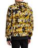 Versace Jeans Couture Men's Baroque-Print Zip-Front Hoodie Sweatshirt