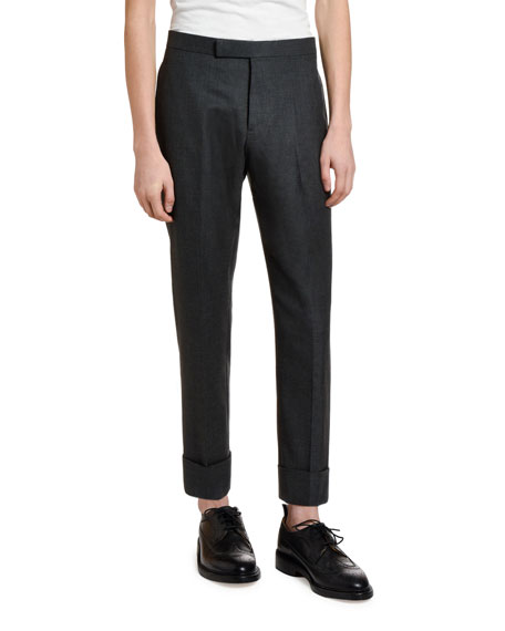 Thom Browne Men's Wool Two-Piece Suit