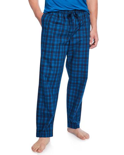Men's Barker 24 Plaid Lounge Pants
