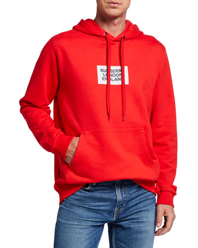 Men's Farrows Logo Hoodie Sweatshirt