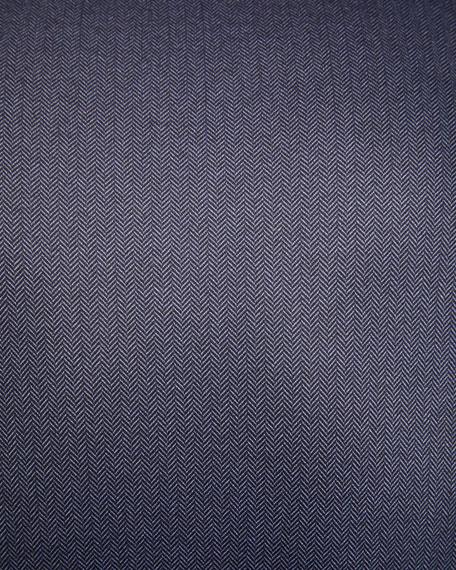 Peter Millar Men's Perth Terry-Cloth Quarter-Zip Sweater