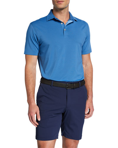 Men's Jubilee Striped Polo Shirt