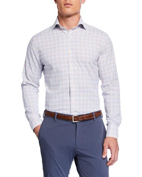 Peter Millar Men's Crown Crafted Sport Shirt