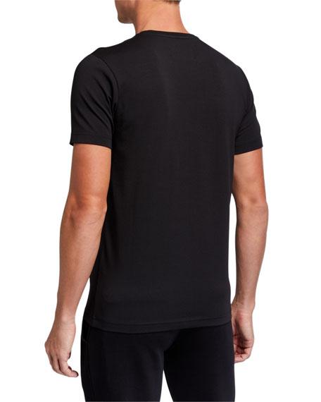 Iceberg Men's Spinach Logo Graphic T-Shirt
