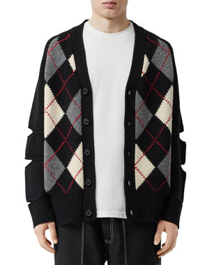 ce317a8f4 Burberry Men's Clothing at Neiman Marcus