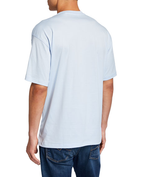 Burberry Men's Fenson Logo T-Shirt