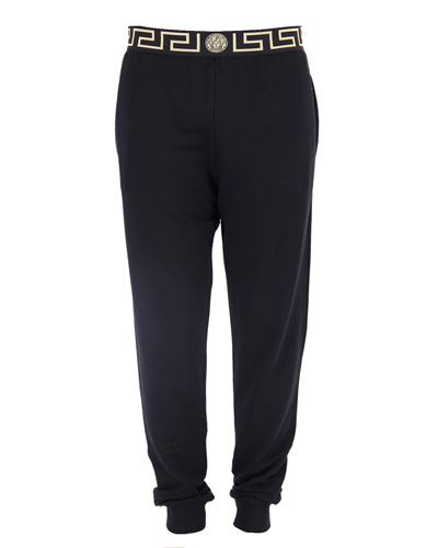 Men's Iconic Tapered Gym Jogger Pants