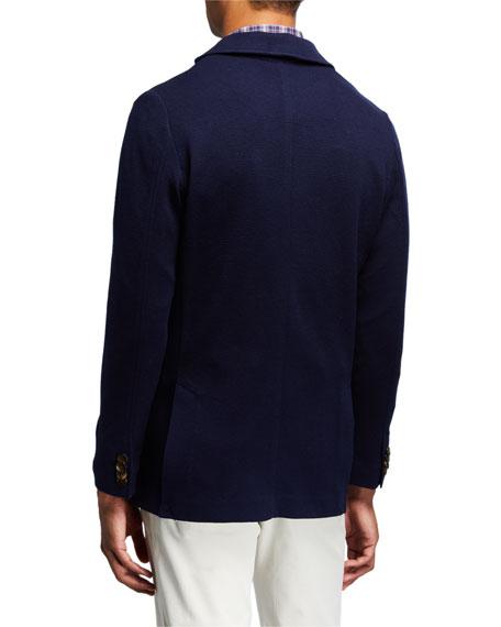 Peter Millar Men's Crown Comfort Spring Two-Button Blazer