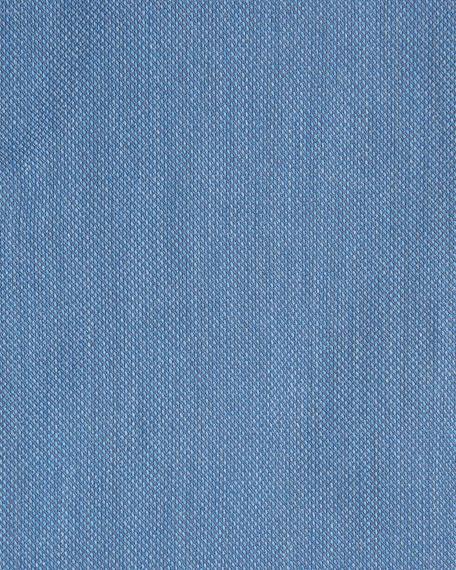 Canali Men's Impeccabile 2-Ply Cotton Oxford Dress Shirt