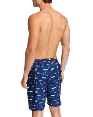 367ff89484 Men's Designer Swimwear at Neiman Marcus