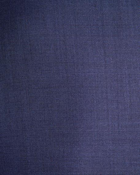 Brioni Men's Solid Two-Piece Suit, High Blue