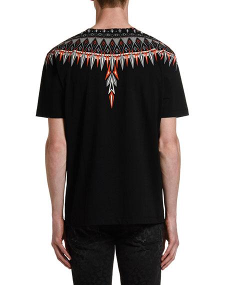 Marcelo Burlon Men's Norwegian Wings T-Shirt