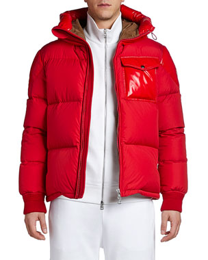 37501cfa2cf Moncler Clothing & Outerwear at Neiman Marcus