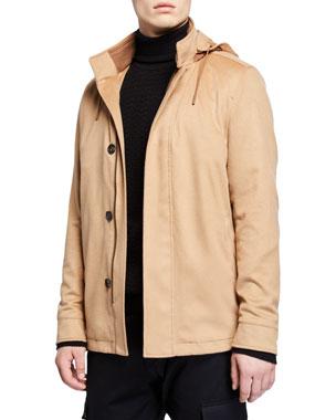 7b731d3255 Ermenegildo Zegna Menswear at Neiman Marcus