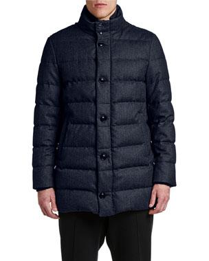 f82a7e7af Moncler Men's Clothing at Neiman Marcus