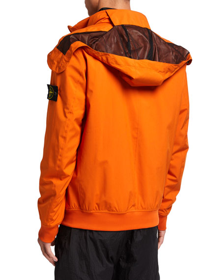 Stone Island Men's Lightweight Shell Jacket