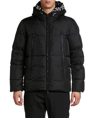 e6dad4ddb Men's Designer Coats & Jackets at Neiman Marcus