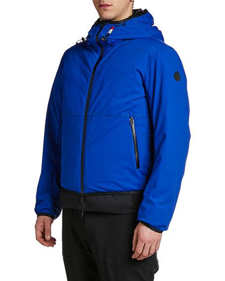 Moncler Men's Duport Two-Tone Jacket