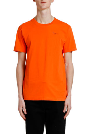 Off-White Men's Slim Logo Crewneck T-Shirt