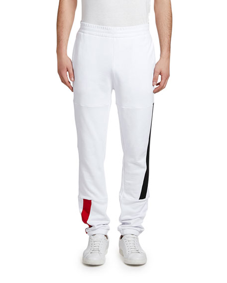 Image 1 of 2: Men's Flag Cotton Sweatpants