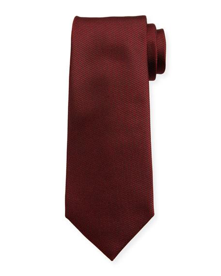 TOM FORD Men's Solid Silk Tie
